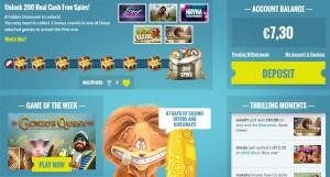 New mobile casino - Thrills