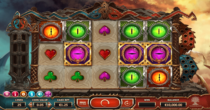 Double Dragons Slot Review