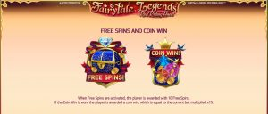 Fairytale Legends: Red Riding Hood Free Spins and Coin Win
