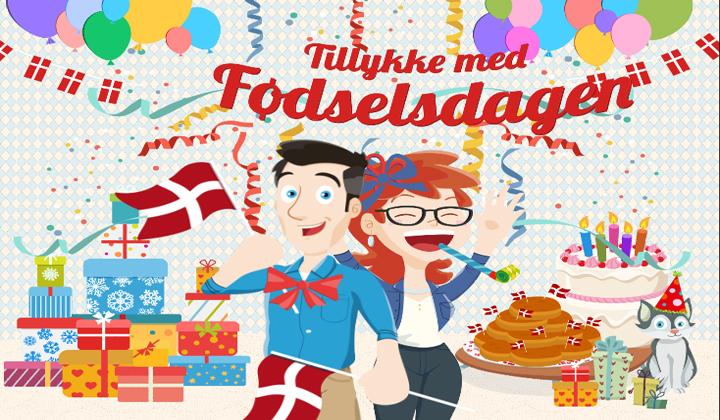 Fodselsdagen Slot Review