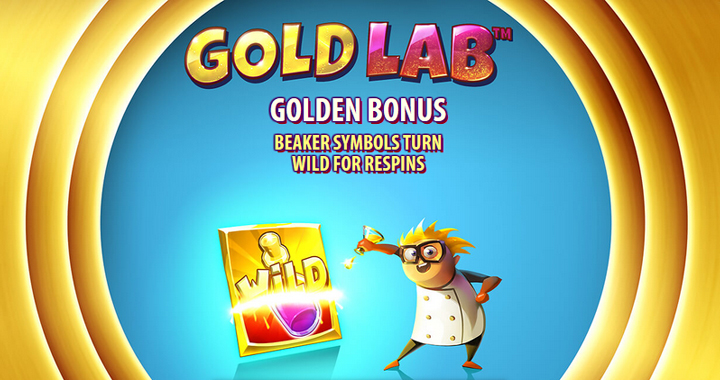 Gold Lab Slot Review