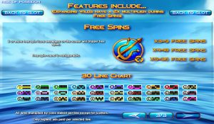 Rise of Poseidon Free Spins