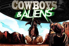 cowboys and aliens slot