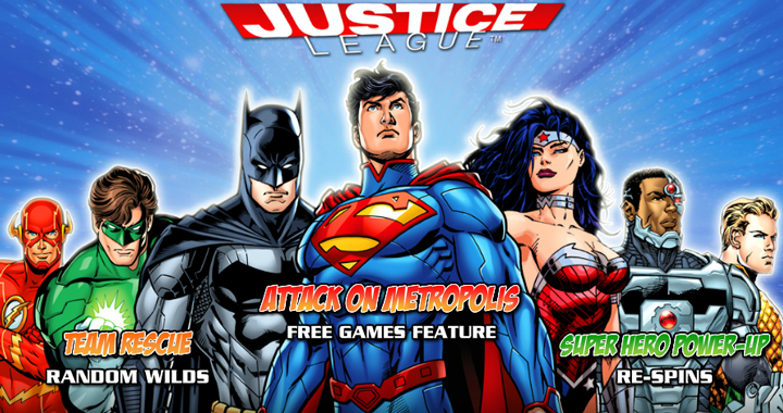 Justice League Slot Review