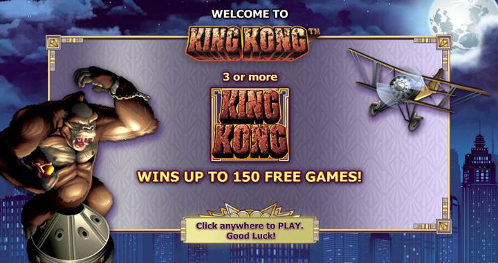 King Kong Slot Review