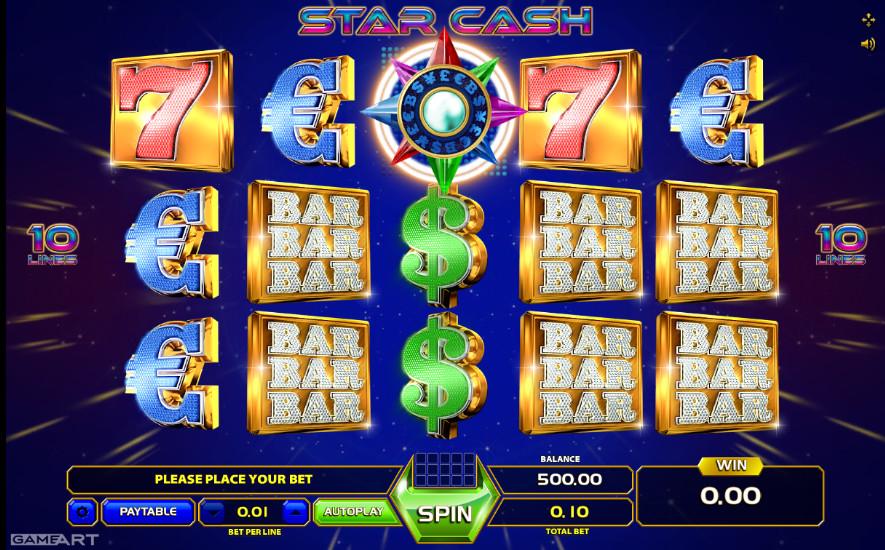 Slot Games Star