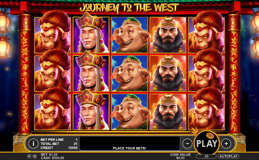 Journey To The West Play