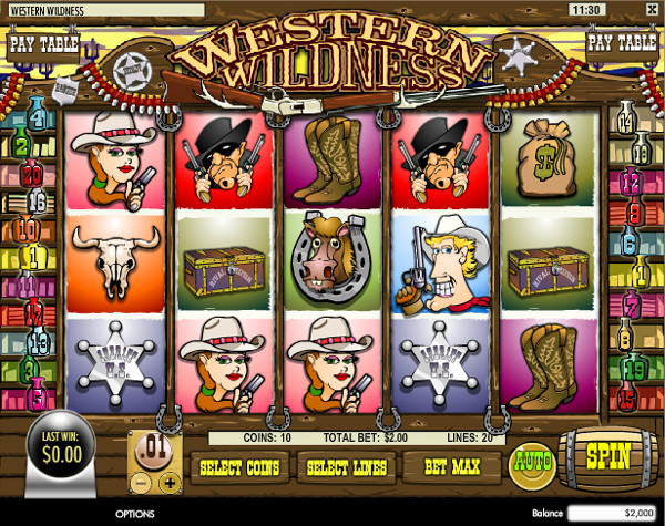 Western Wildness bonus