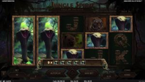 Jungle Spirit Slot Review Big Win