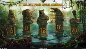 Jungle Spirit Slot Review Free Spins