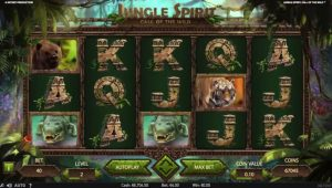 Jungle Spirit Slot Review Playtable