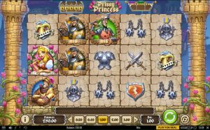 Prissy Princess Slot Review Playtable
