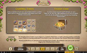Prissy Princess Slot Review Bonuses