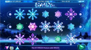 Snowflakes Slot Review Playtable