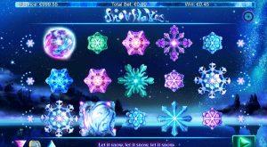 Snowflakes Slot Review Wild