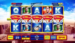 Superman II Slot Review  Playtable