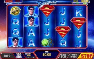 Superman Slot Review Playtable