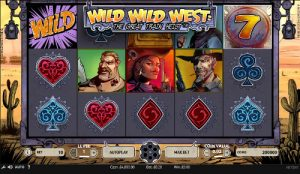 Wild Wild West Slot Review Playtable