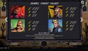 Wild Wild West Slot Review Symbols