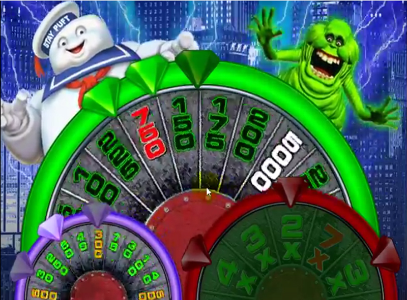Ghostbusters Slot Machine Game to Play Free