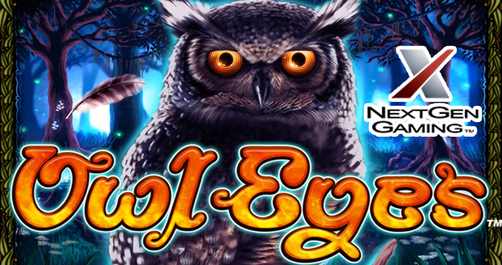 Owl Eyes NEW Slot Review