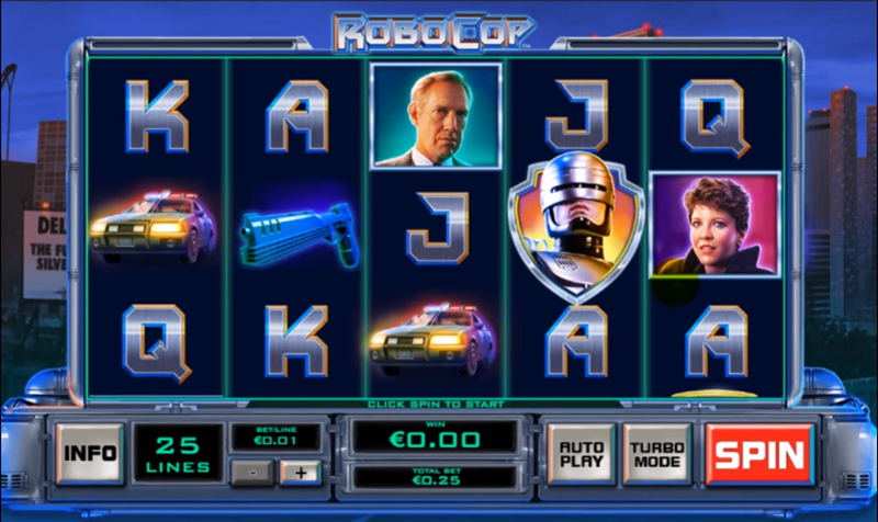 RoboCop Slot Online