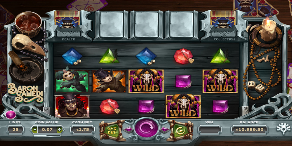 Red baron slot machine free play