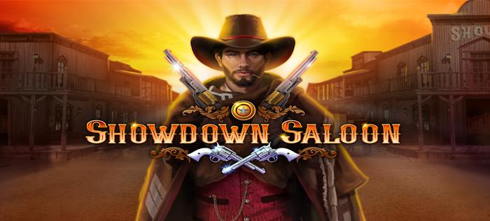 Showdown Saloon Logo