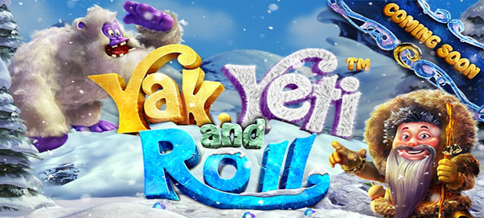 Yak, Yeti and Roll Logo