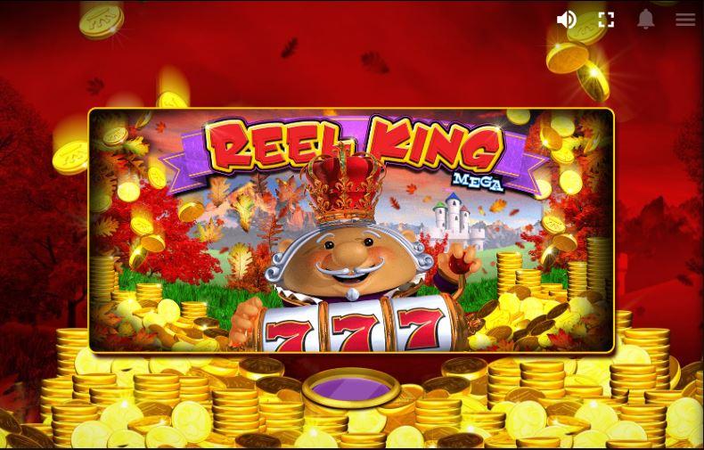 Red Tiger Gaming - Reel King Mega