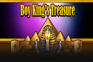 Boy Kings Treasure
