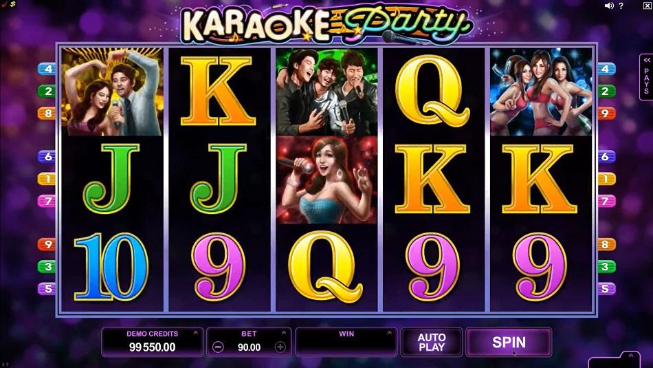 karaoke-party-playtable