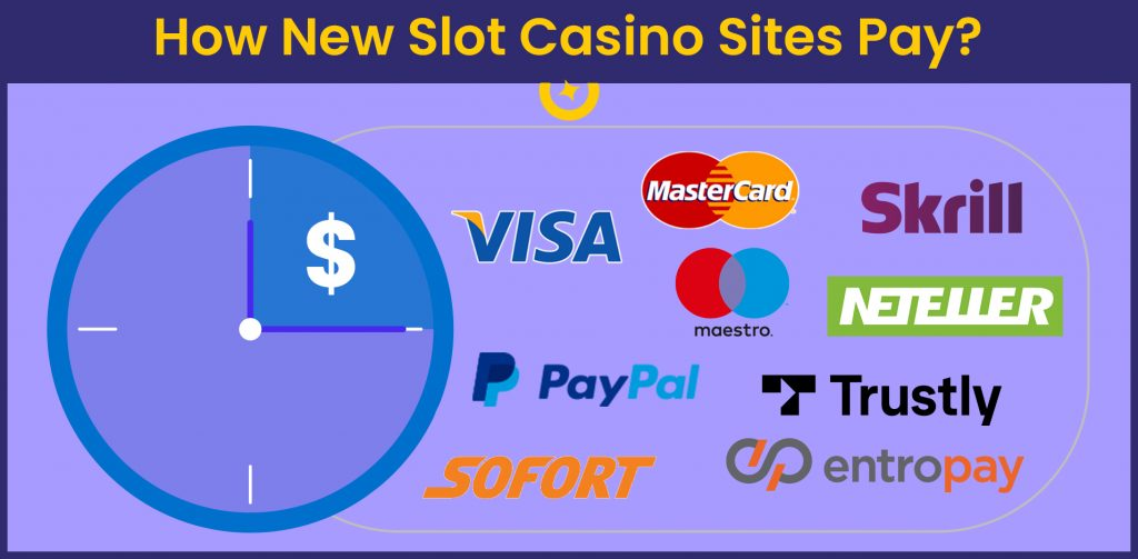 How New Slot Casino Sites Pay