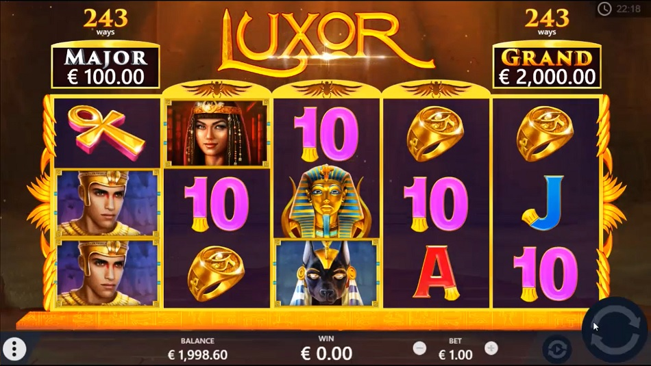 luxor-playtable